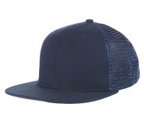 MoneyClip Snapback Cap - Blau