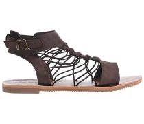 Caged Bird - Sandalen für Damen - Braun