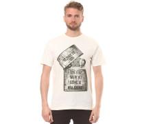 Dead Above - T-Shirt - Weiß