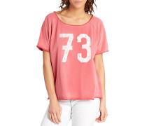 Bright Side - T-Shirt für Damen - Rot