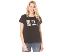 Tropical Lock Up - T-Shirt für Damen - Schwarz
