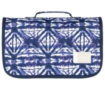 Wave Form Vanity - Kulturbeutel für Damen - Blau