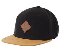 6P SB Melange Pique Snapback Cap
