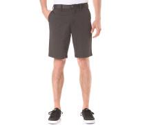 Worker Straight - Chino Shorts für Herren - Grau