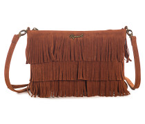 Nahua - Handtasche für Damen - Braun