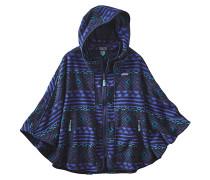 LW Synch Poncho - Jacke für Damen - Blau