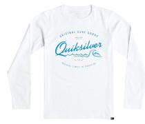 Classic West Pier - Langarmshirt für Jungs - Weiß