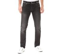 Spike - Jeans - Schwarz