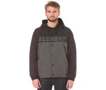 Hooded Coach - Jacke für Herren - Schwarz