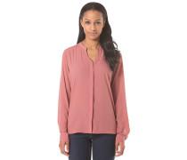 V - Bluse für Damen - Rot