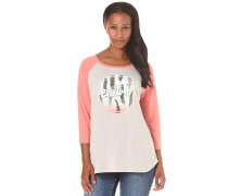 Abby Raglan - Langarmshirt für Damen - Grau