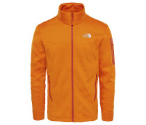 Hadoken - Funktionsjacke für Herren - Orange
