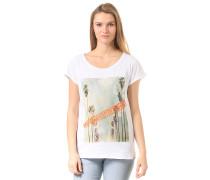 Closed Boulevard - T-Shirt für Damen - Weiß