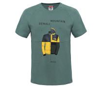 Mountain X Denali - T-Shirt für Herren - Grün