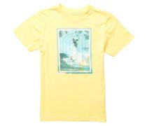 Above - T-Shirt für Jungs - Gelb