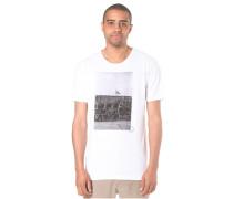 Wall Gull - T-Shirt für Herren - Weiß