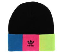 Colorblock - Mütze für Damen - Mehrfarbig