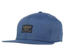 Riggs - Snapback Cap für Herren - Blau