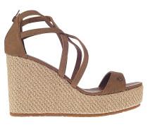 Getting Around - Sandalen für Damen - Braun