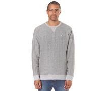 Static Stone Crew - Sweatshirt für Herren - Grau