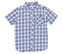 Buffalo S/S - Hemd für Jungs - Blau