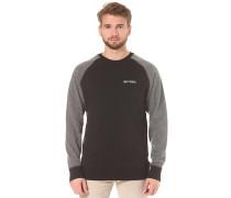 Clyde Crew Neck - Sweatshirt für Herren - Schwarz