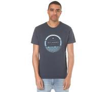 Rounder - T-Shirt für Herren - Blau