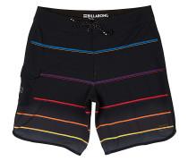73X Stripe 19 - Boardshorts - Schwarz