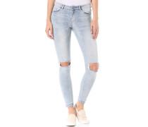 Vicommit RW 5P - Jeans - Blau