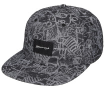 Nighty - Snapback Cap für Herren - Schwarz