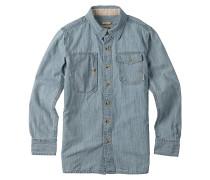 Mill - Langarmshirt für Jungs - Blau