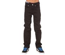 Skin Stretch Junior - Hose für Jungs - Schwarz