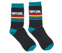 Big Mama - Socken für Herren - Schwarz