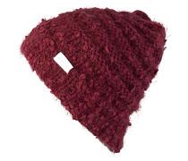 Rose - Mütze für Damen - Rot