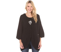 Portobella - Strickjacke für Damen - Schwarz