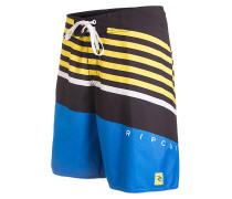 """Slanted 19"""" - Boardshorts für Herren - Blau"""