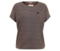 Muschipimmelschwanzpussy III - T-Shirt - Braun