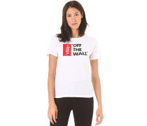 Anthem Basic - T-Shirt für Damen - Weiß