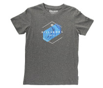 Obstacle - T-Shirt für Jungs - Grau