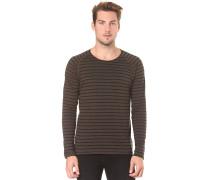 Otto Raglan French Stripe - Langarmshirt für Herren - Streifen