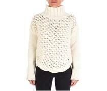 Kelowna - Strickpullover für Damen - Weiß