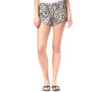 Jungle Lily - Shorts für Damen - Beige