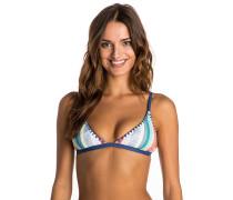 Sun Gypsy Fixed Triangle - Bikini Oberteil für Damen - Blau