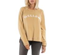 Better Days - Sweatshirt für Damen - Gelb