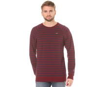 Classic Stripe 2 - Sweatshirt für Herren - Blau