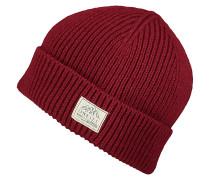Bouncer Wool Mix - Mütze - Rot