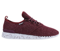MocLau SpotsFashion Schuhe Rot