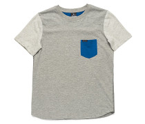 Santa Fashion T-Shirt - Grau