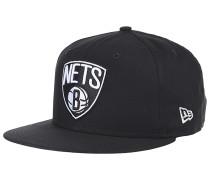 Team Classic Brooklyn Nets - Snapback Cap für Herren - Schwarz