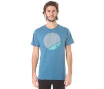 Crescent - T-Shirt für Herren - Blau